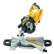 DeWalt DWS774 XPS Sliding Mitre Saw 1400W 216mm