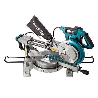 Picture of Makita LS1018L 260mm Compound Mitre Saw With Laser