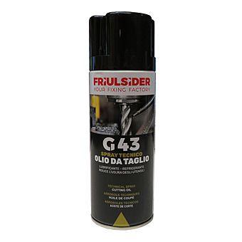 Friulsider G43 Technical Cutting Oil 400ml
