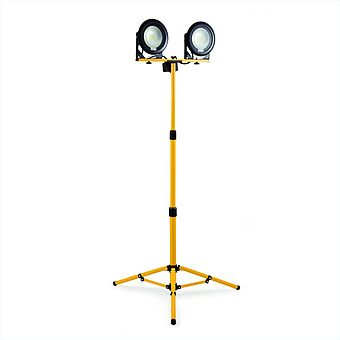 Picture of Defender DF1200 20w Twin LED Work Light with Tripod 1200Lm