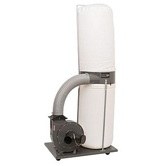 SIP 01954 Dual Input Dust 240v Collector & 2 Bags