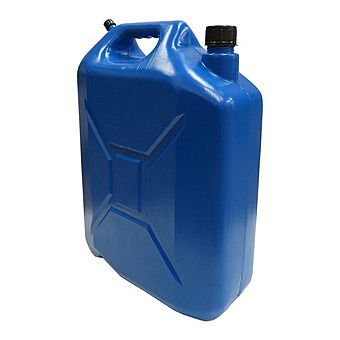 Lordos Plastic Jerry Can 20 Litres