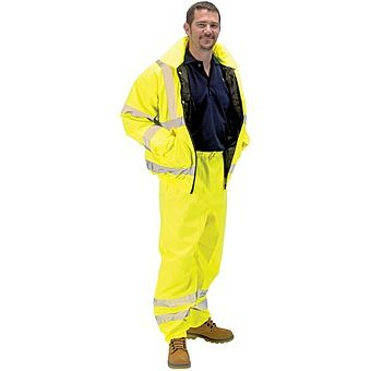 Picture of Draper High Visibility Over-Trousers