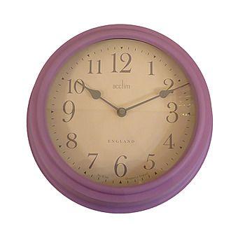 Acctim 22180 Thistle Penhurst Wall Clock