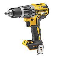 Dewalt DCD796N 18V Brushless Combi Hammer Drill Body Only