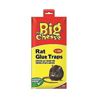 Picture of The Big Cheese Rat & Mouse Glue Traps STV183