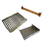 "Dunsley 16"" Fire Grate And 16"" Ashpan To Suit A 16"" Dunsley Fire"