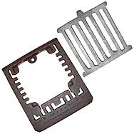 Parkray 88 Stove Fire Grate Frame And Insert Set