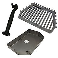 Parkray Paragon 16 Inch Fire Grate And Queenstar Ash Pan Set