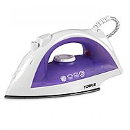 2000 Watt Easy Glide Steam Iron