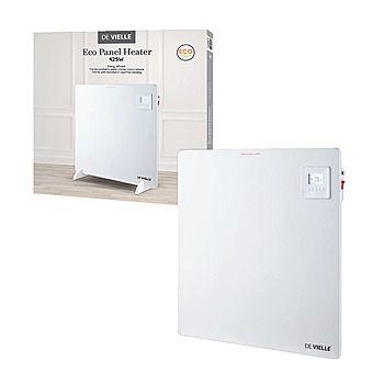 De Vielle Eco Friendly Wall Or Floor Panel Heater 425W