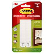 Command 3M 17206 Large Easy-Off Picture Strips