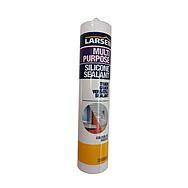 Larsen White Multi Purpose Silicone 280ml