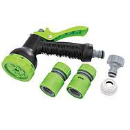 Draper 00801 Garden Hose Spray Gun Kit 5 Piece