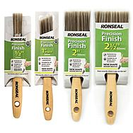 Ronseal Precision Finish Paint Brush 0.5 - 2.5 Inch