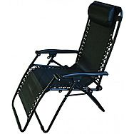 Textoline Reclining Chair Garden Seat Lounger