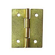 "3/4"" Brass Hinge (For Jewellery Box etc.)"