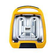 Defender Industrial Fluorescent Floor Work Light - 38W