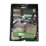 Harris 9 Inch Transform Shed Fence And Decking Roller Kit