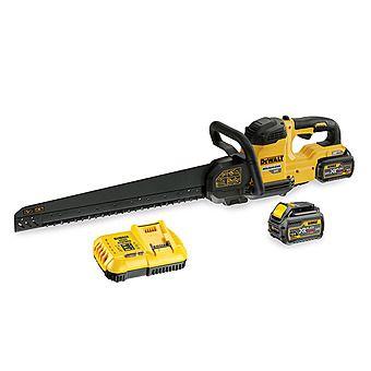 Dewalt DCS397T2 54V FlexVolt Alligator Saw & 2 x 6.0Ah Li-Ion Batteries
