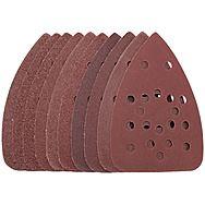 Draper 02063 Sander Sheets 10 Pack