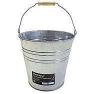 Galvanised Bucket 15L