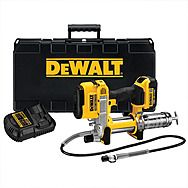 Dewalt Cordless Grease Gun DCGG571M1 XR 18 Volt 4.0Ah