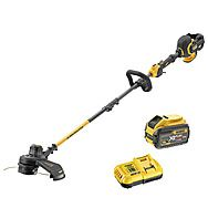 DeWalt DCM5713X1 54v FlexVolt Split Shaft Strimmer & 9.0Ah Battery
