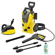 Karcher K3 950 Premium Home Pressure Washer Patio Kit 120 Bar