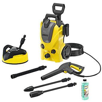 Karcher K3 950 Premium Home Pressure Washer Patio Kit 120 Bar