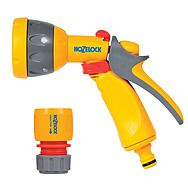 Hozelock 2676 Multi-Spray Trigger + FREE Aqua Stop