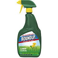 Roundup Lawn Weedkiller Ready-to-Use 1L Spray