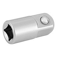 "Draper 16802 Expert Socket Converter F1/4"" x M3/8"""