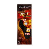 Foot Warmer Insoles 2 Pack - Size 7-11
