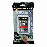 Smaart Barbecue Grill Cleaning Wipes - 12 Pack