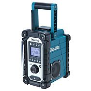 Makita DMR107 Job Site FM Radio