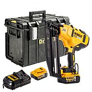 Dewalt DCN660P2 Cordless Finish Nailer 18v 16 Gauge 32-63mm 2 x 5.0Ah Batteries