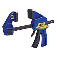"Irwin Quick-Grip 150mm/6"" Bar Clamp 506QCEL7"