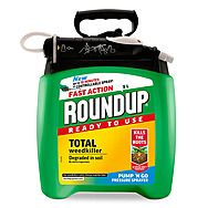 Roundup Fast Acting Pump and Go 5 Litres