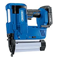 Draper 00646 D20 20V 18G Nailer/Stapler With 2.0Ah Li-ion Battery