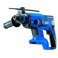 Draper 55517 D20 20V Brushless SDS+ Rotary Hammer Drill - Body Only