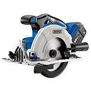Draper 00594 D20 20V Brushless 165mm Circular Saw 3.0Ah Li-ion