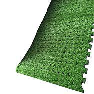 EVA Drainage Floor Tiles - Grass