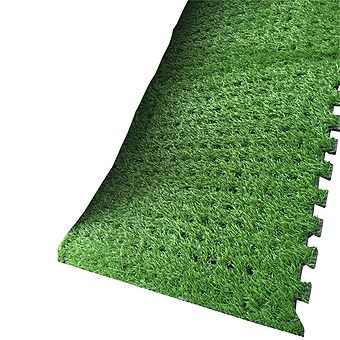 Picture of EVA Drainage Floor Tiles - Grass
