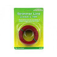 2.4mm x 15m Spool Trimmer Cord