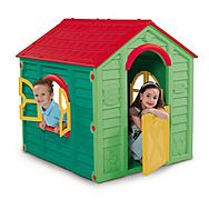 Keter 17609669 Rancho Kids Playhouse - Indoor & Outdoor
