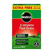 Miracle-Grow EverGreen Fast Grass Lawn Seed