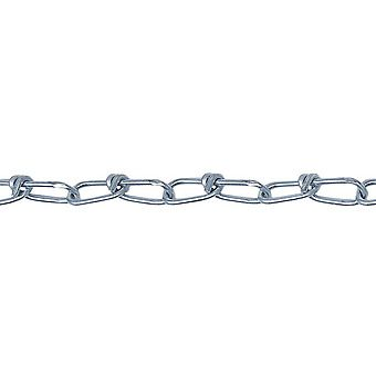 Picture of 2.2mm Galvanised Knotted Chain
