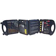 Silverline 633808 Drill Bit & Accessory Set 113 Pieces