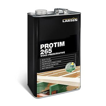 Picture of Protim 265 Clear Solvent Wood Preserver
